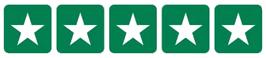 Vi rater PayMark Finans med hele 5 stjerner