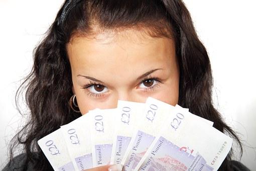 Der er mange forskellige ting vi låner penge til!
