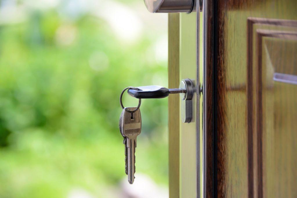 få nøglerne til dit drømmehus